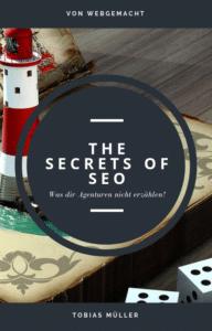 E Book The Secrets of SEO - Erfahre die geheimen Verkauf Tricks von Agenturen - by WebGemacht